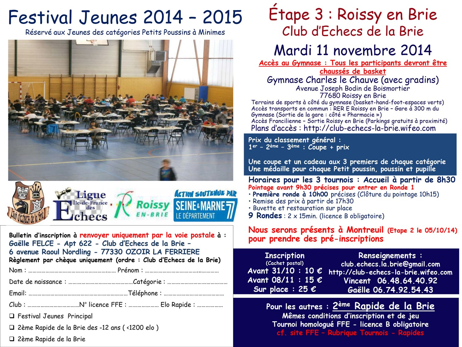 festival jeunes 2eme rapide brie roissy en brie 11-11-2014